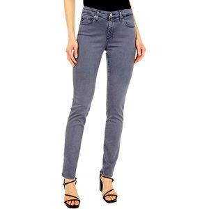 AG Adriano Goldschmied The Stilt Cotton Jeans.